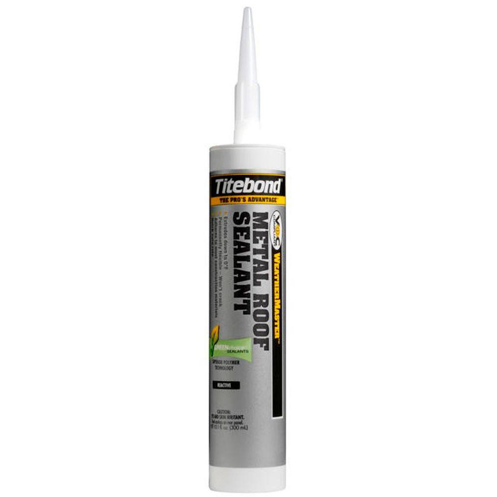10.1 oz. Metal Roof Green Sealant (12 Pack)