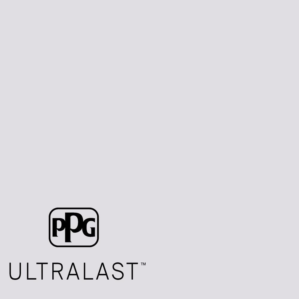 Ppg Ultralast 1 Qt Ppg1173 2 February Frost Semi Gloss Interior Paint And Primer Ppg1173 2u 04sg The Home Depot