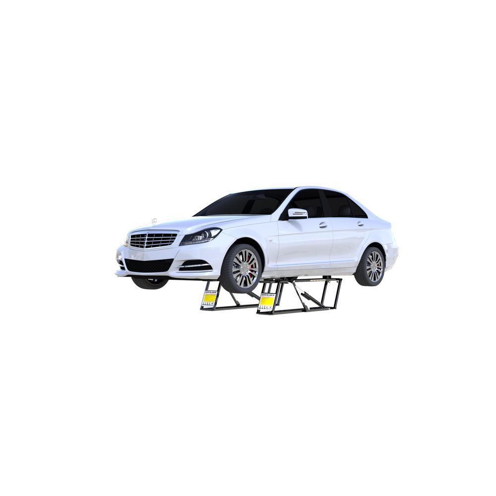 5,000 lbs. Capacity Electric Hydraulic Vehicle Jack