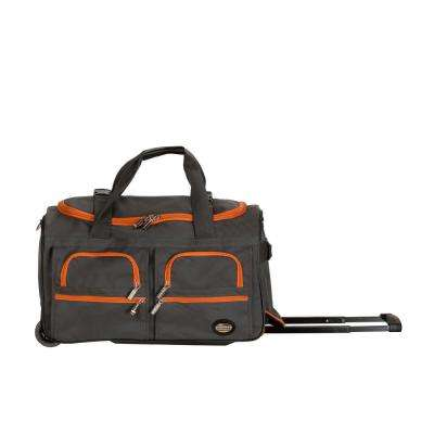 22 in. Rolling Duffle Bag