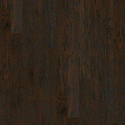 Take Home Sample - Bradford Oak Nutmeg Oak Engineered Hardwood Flooring - 5 in. x 8 in.