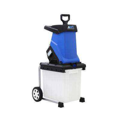 1.6 in. 15 Amp. Electric Chipper and Shredder