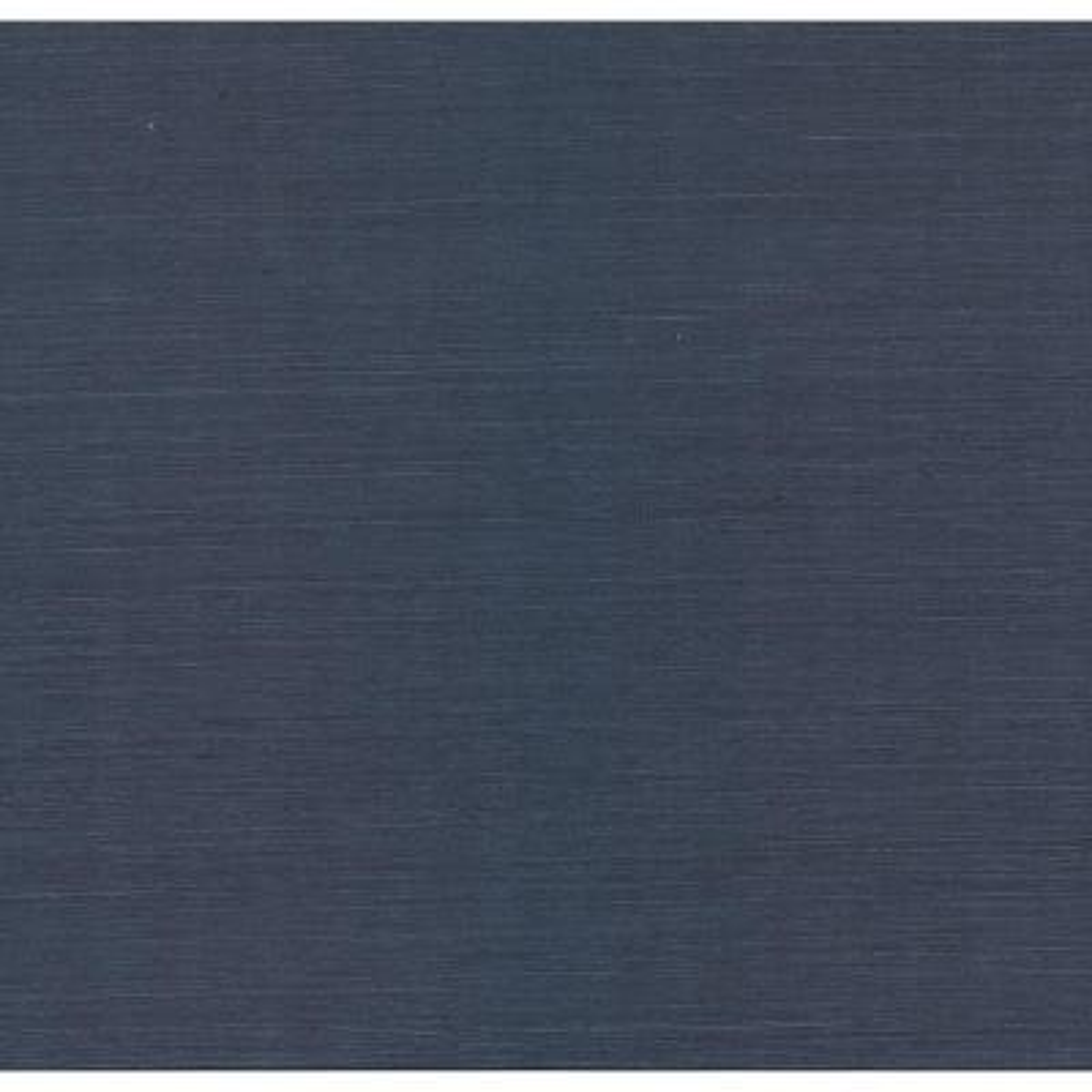 72 sq. ft. Peninsula Navy Sisal Grass Cloth Wallpaper
