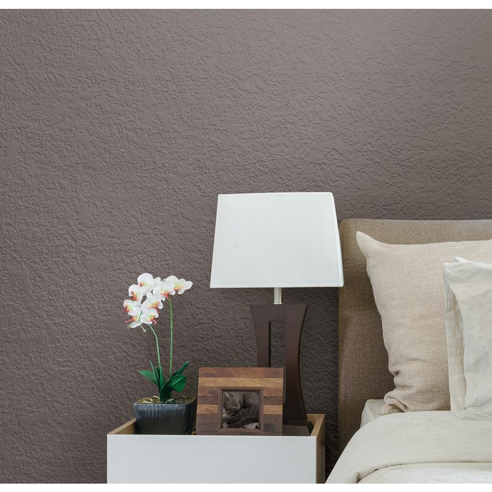 Knock Down Plaster Texture Paintable Wallpaper