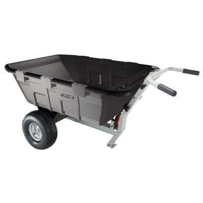 2 Way Tractor Trailer And Wheelbarrow