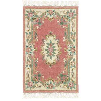 Imperial Rose 9 ft. x 12 ft. Area Rug