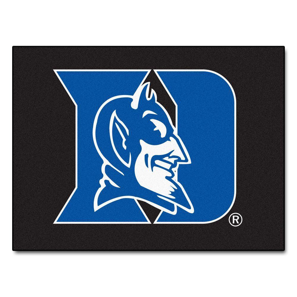 Duke University 2 ft. 10 in. x 3 ft. 9 in.