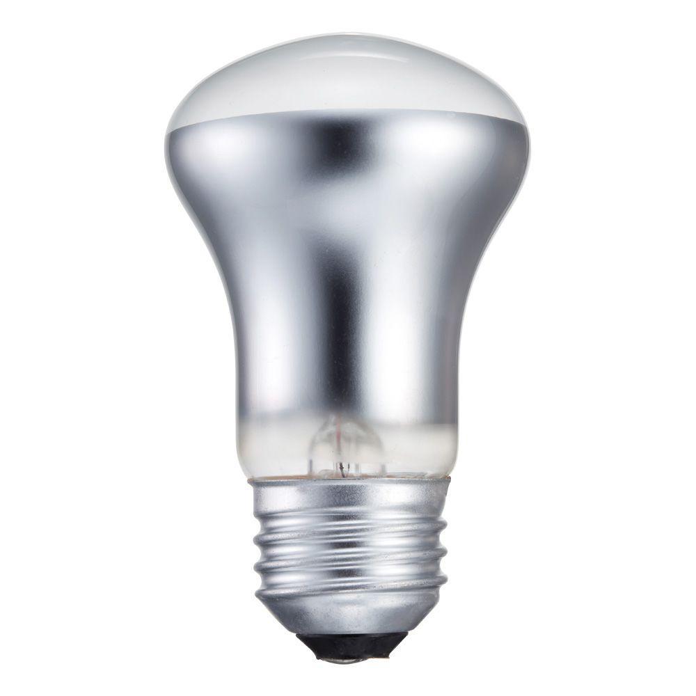 40-Watt R16 Incandescent Spot Light Bulb Soft White (2700K)