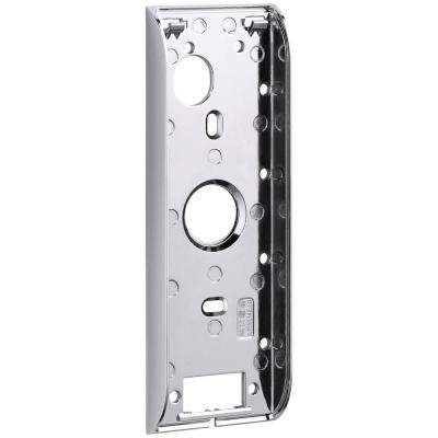 DTV Prompt Interface Mounting Bracket in Polished Chrome