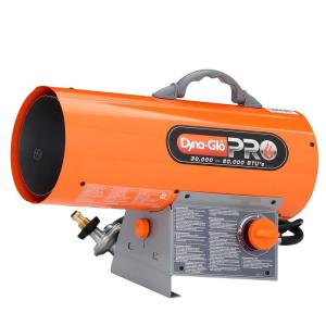 Dyna Glo Pro 60k Btu Forced Air Propane Portable Heater