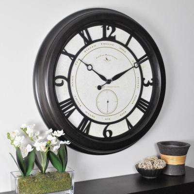 22.5 in. Round Big Gig Wall Clock