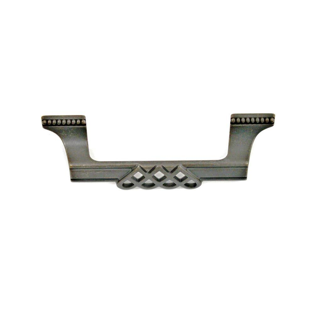 Artistic Series 5.15 in. Oil-Rubbed Bronze Handle
