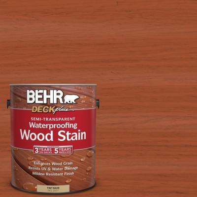 1 gal. #ST-136 Royal Hayden Semi-Transparent Waterproofing Exterior Wood Stain
