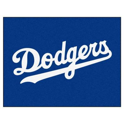 Los Angeles Dodgers 3 ft. x 4 ft. All-Star Rug