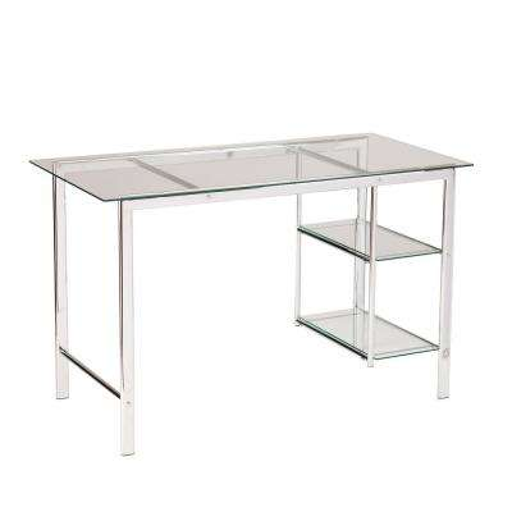 Emil Chrome Desk