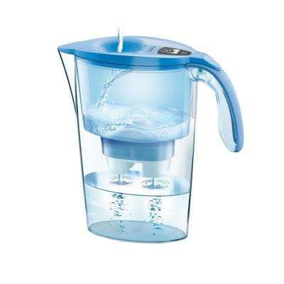 9.7 Cup Water Filtering Pitcher 3000 Series