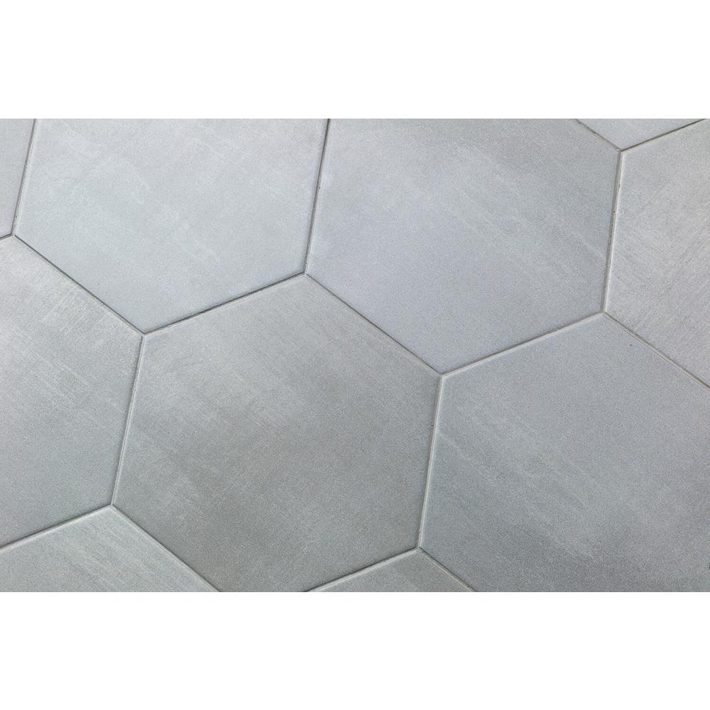 Ivy Hill Tile Light Gray 9 875 In X 11