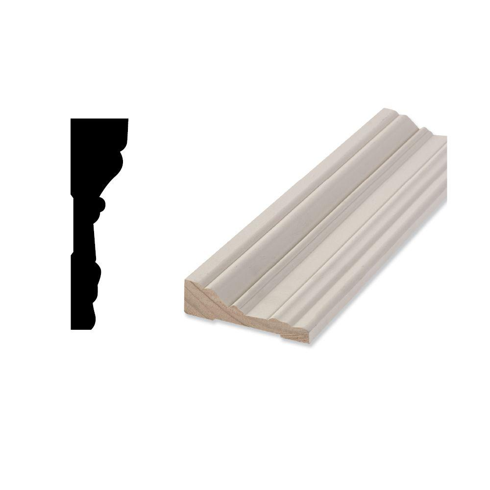 Woodgrain millwork wm 1646 7 8 in x 3 1 4 in x 87 in for 1 x 4 window casing