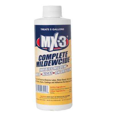MX-3 7.5 oz. Zero VOC Liquid Complete Mildewcide (treats 5-gal.)