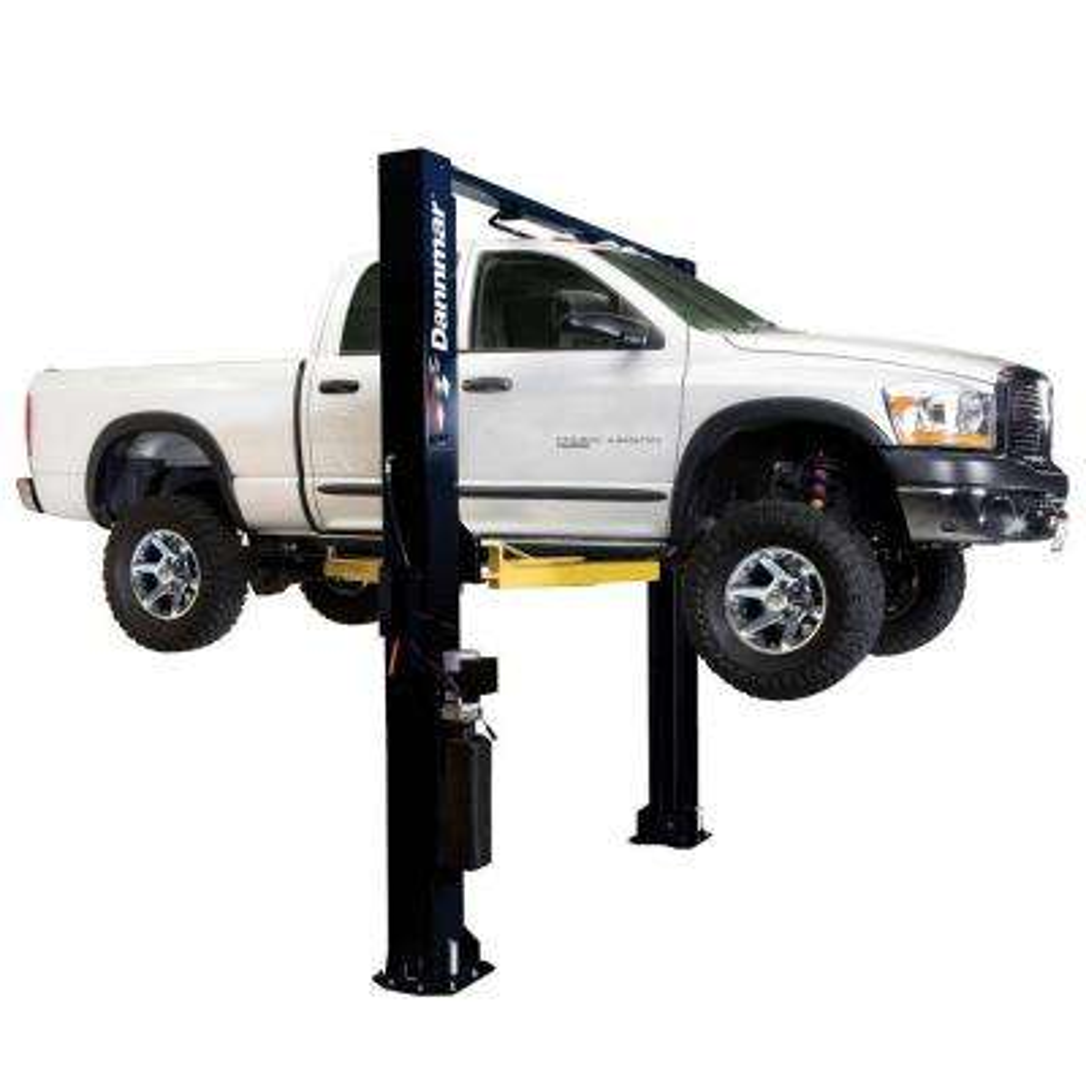 D-10/CX  10,000 lb. Symmetrical Clear Floor 2-Post Lift