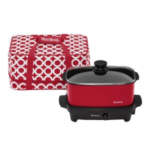 Click here to buy West Bend 5 Qt. Slow Cooker by West Bend.