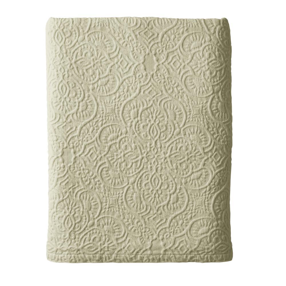 Westminister Cotton Matelasse Coverlet