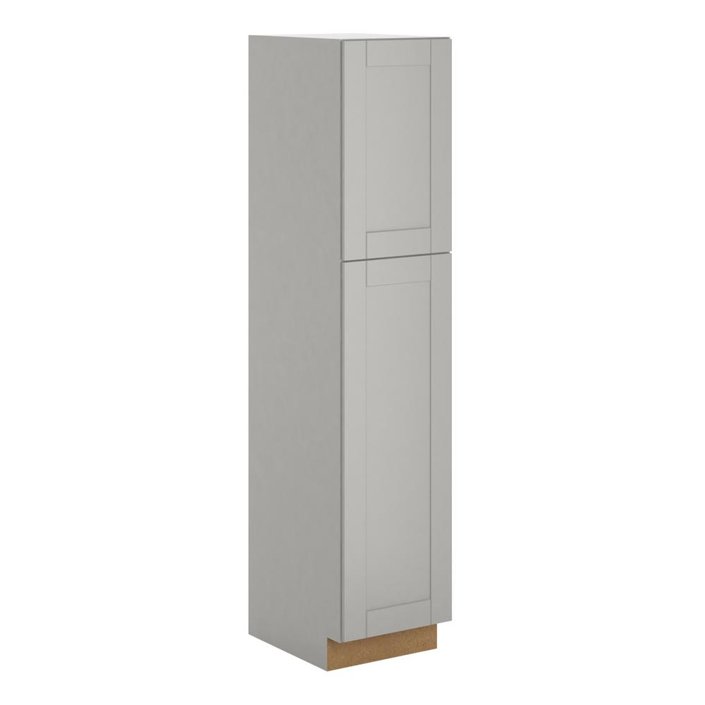 Princeton Assembled 18 x 84 x 24 in. Pantry/Utility in Warm