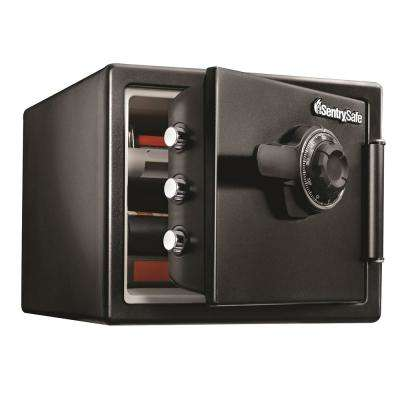 0.8 cu. ft. Fireproof Safe with Dial Combination