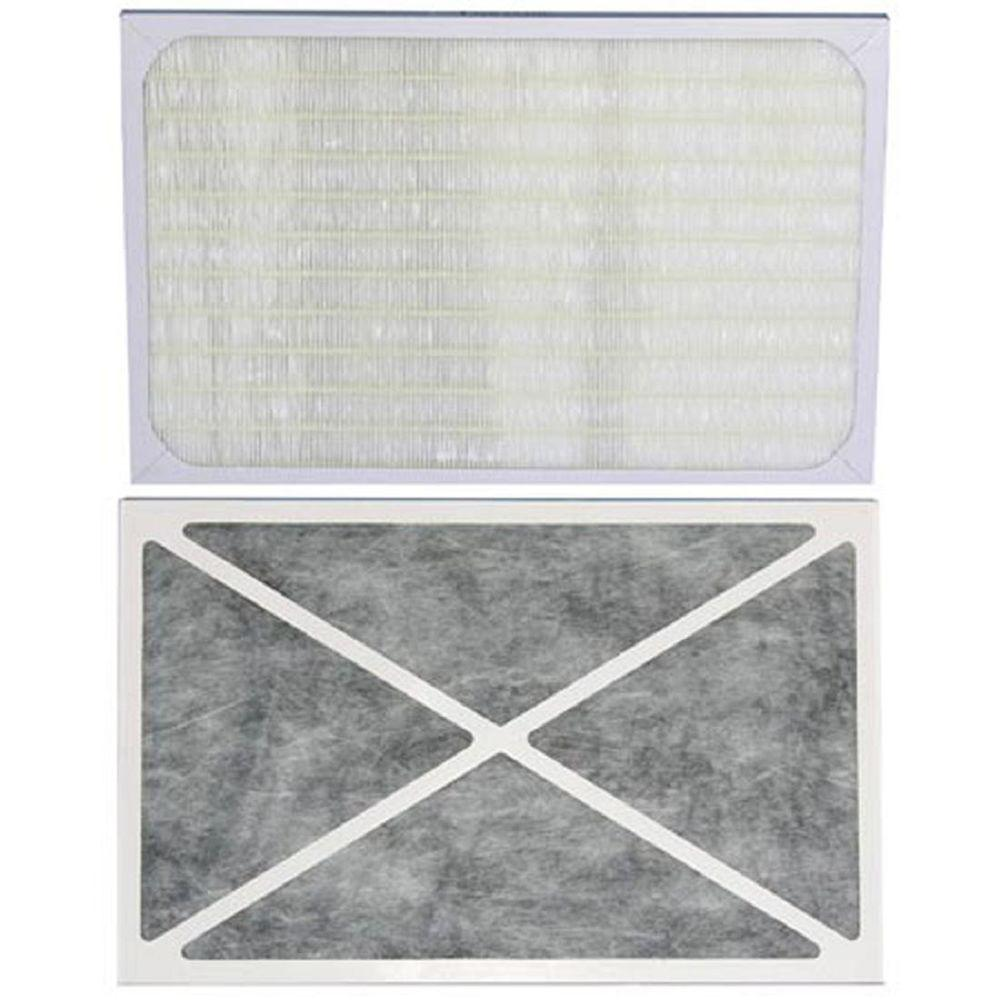 SPT Replacement Hepa Carbon Filter for AC-1220, White