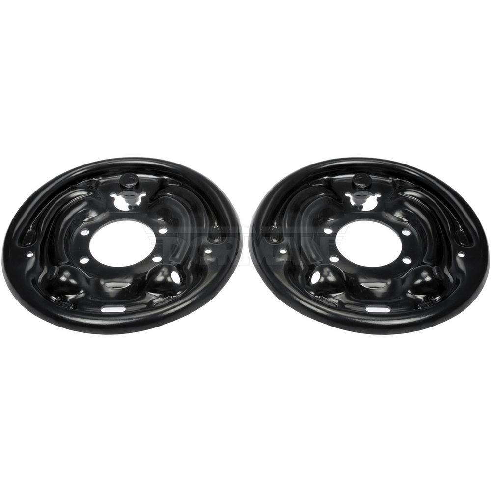 Brake Backing Plate Rear Dorman 924-212