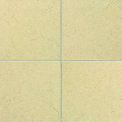 Marissa Crema Marfil 18 in. x 18 in. Ceramic Floor and Wall Tile (18 sq. ft. / case)