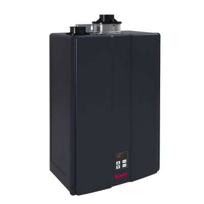9 GPM Commercial 160,000 BTU Propane Gas Interior Tankless Water Heater