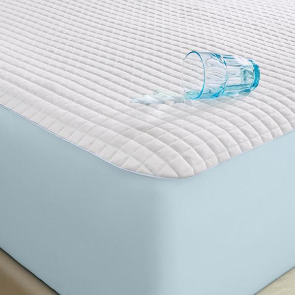 Home Decorators Collection Extreme Cool Waterproof King Mattress Protector 15614 The Home Depot