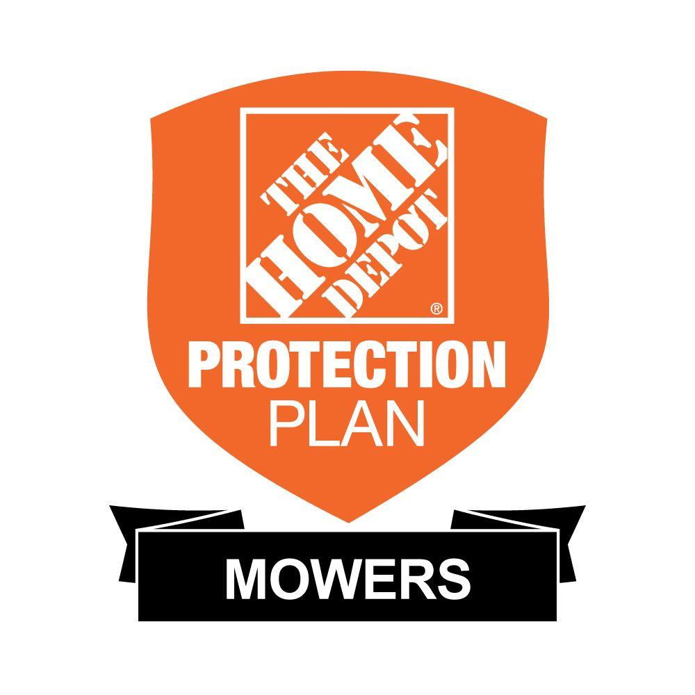 The Home Depot 2-Year Protection Plan for Mowers ($200-$249.99)