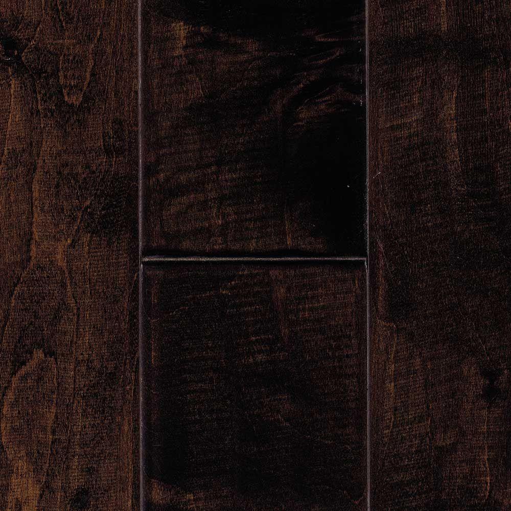 Carvers Creek Chocolate Maple 1/2 in. Thick x 5 in. Wide x Random Length Engineered Hardwood Flooring (19.69 sqft./case)