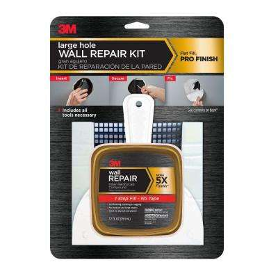 12 fl. oz. Large Hole Wall Repair Kit