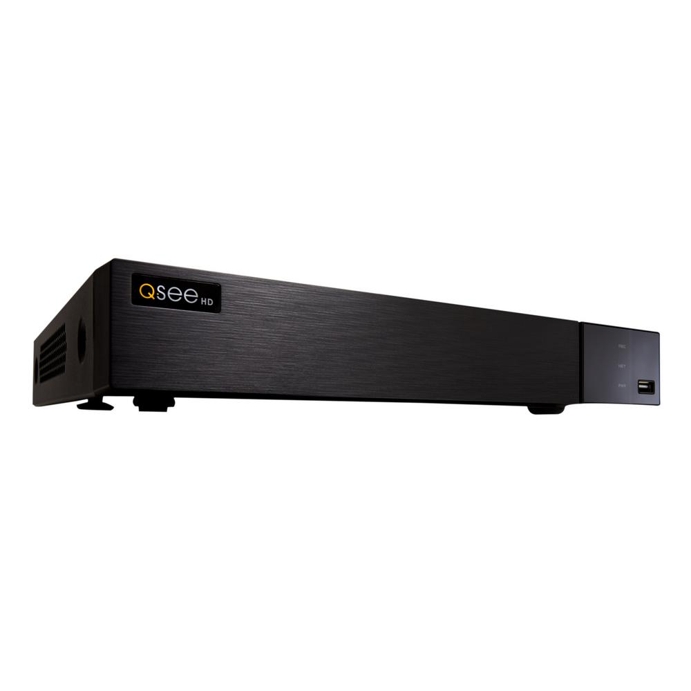 Q-See 8-Channel 4MP 2TB Security System Digital Video Rec...