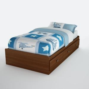 Willow Twin Kids Storage Bed