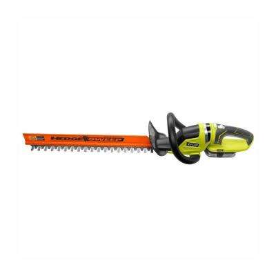 Reconditioned ONE+ Lithium 22 in. 18-Volt Lithium-Ion Cordless Hedge Trimmer - 1.5 Ah Battery and Charger Included