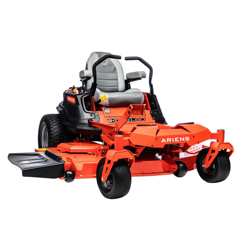 Ariens IKON XL 60 inch 24 HP Kawasaki FR730 V Twin Zero-Turn Riding Mower by Ariens