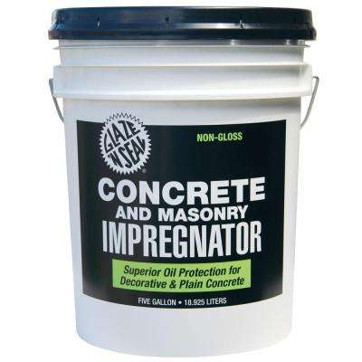 5 gal. Concrete and Masonry Waterproofing Impregnator