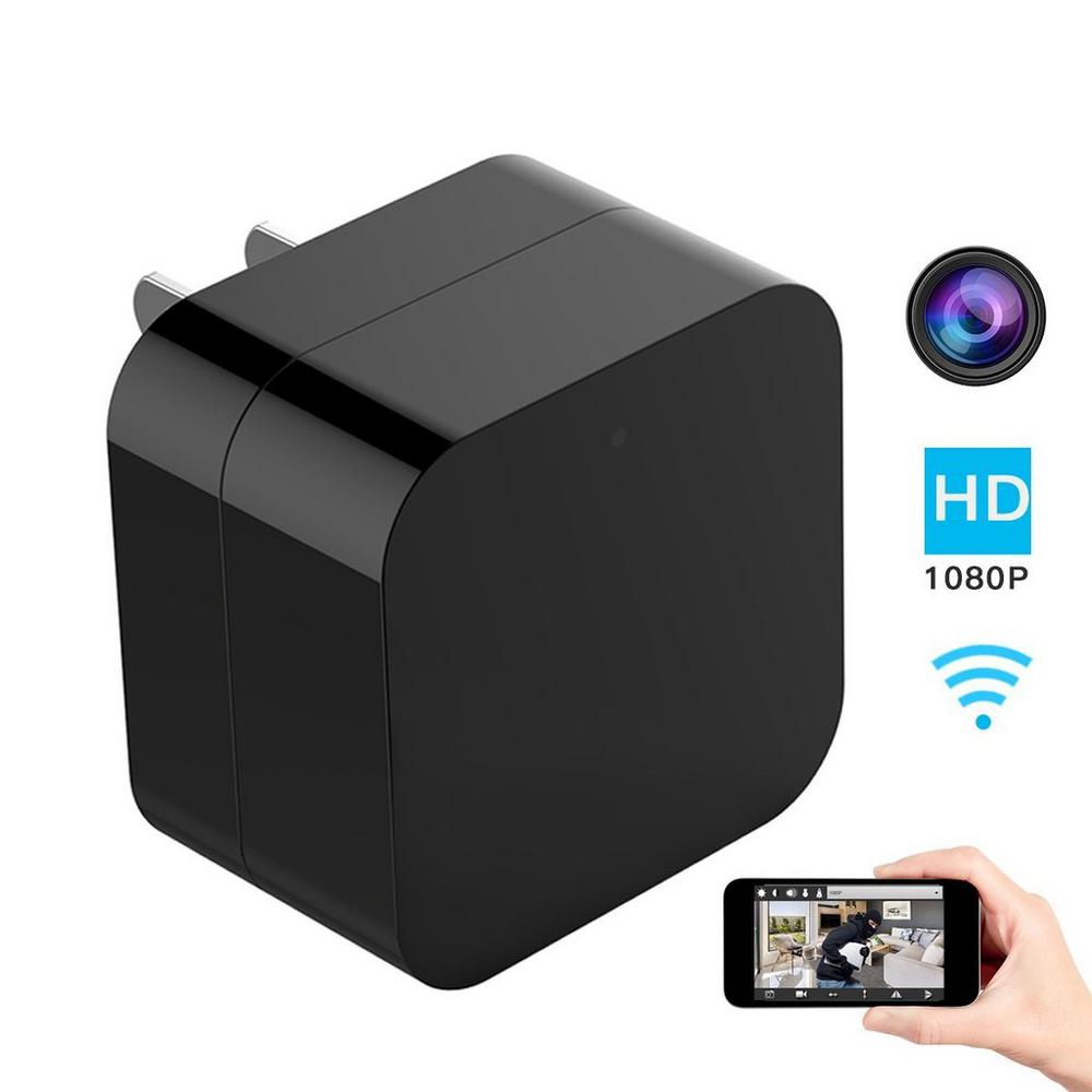 Image result for USB wall charger covert camera