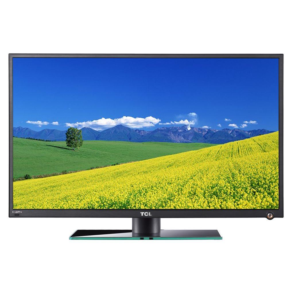 TCL 46 in. Class LED edge lit 1080p 60Hz Ultra Slim Frame Brushed Metal Finish HDTV with 2-yearLimited Warranty-DISCONTINUED