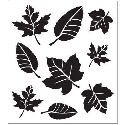 Leaf Variety Painting Stencils