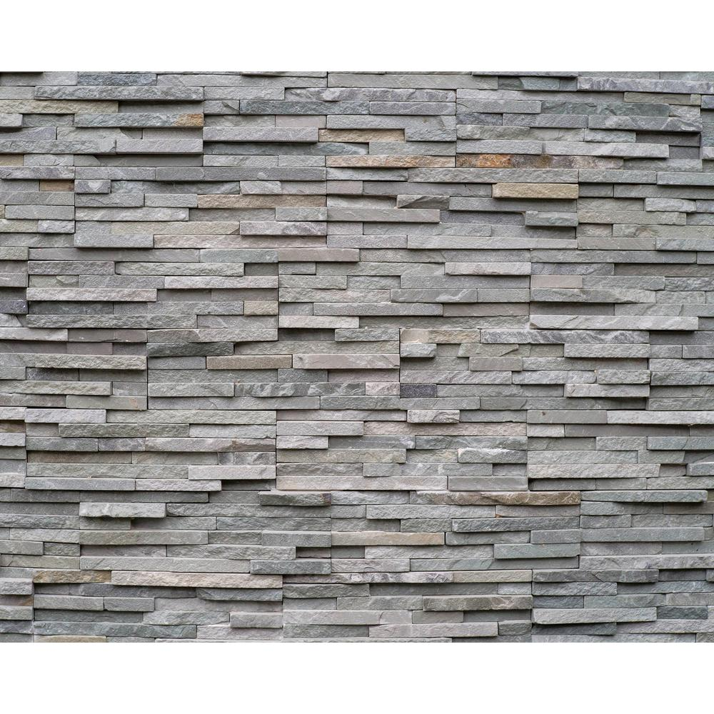 Slate Wall Mural WR50562 The Home Depot