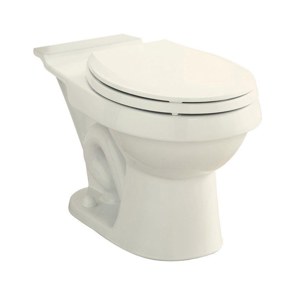 Rockton/Karsten Round Toilet Bowl Only in Biscuit