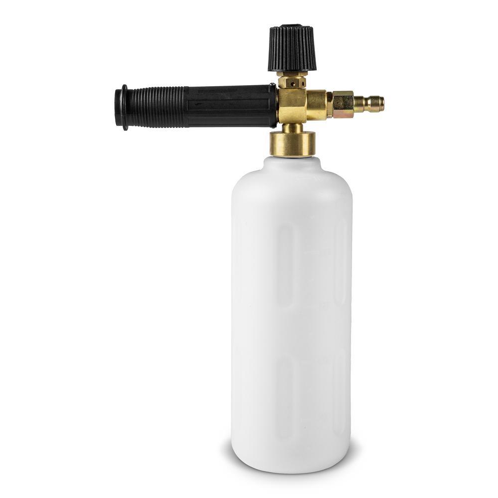 Quick Connect Foam Nozzle