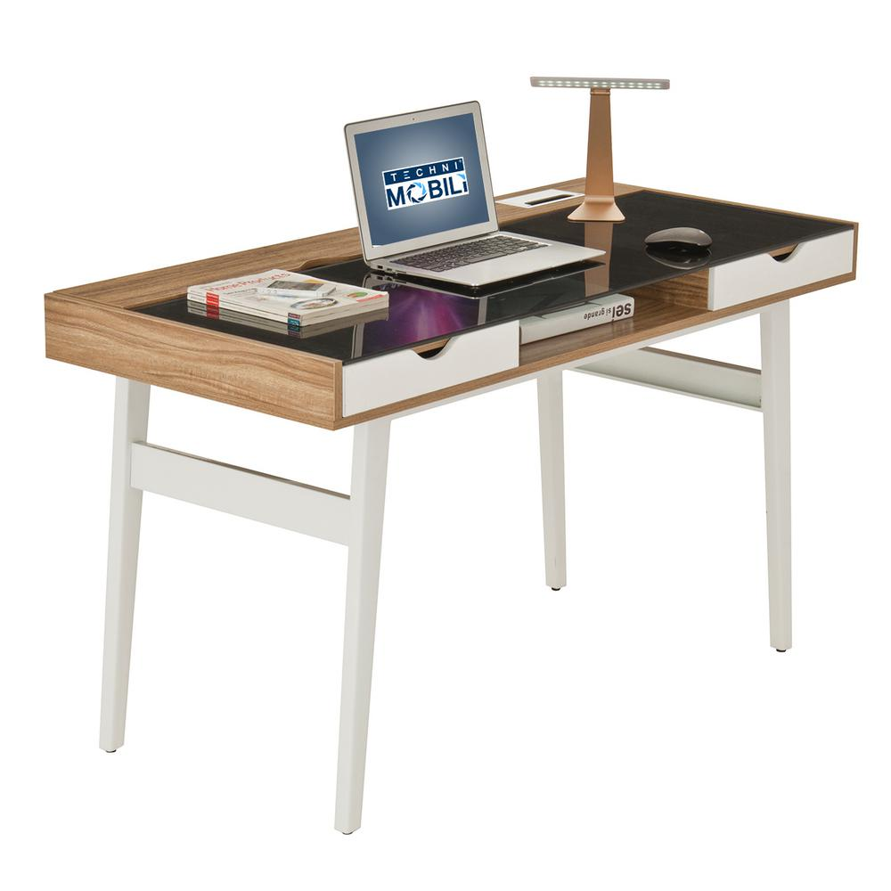 desk spaces laptop reviews black table compact design desks office for cheap small computer