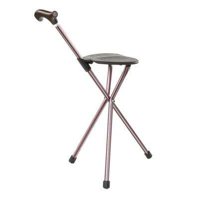 Foot Stick with Seat - Kensington