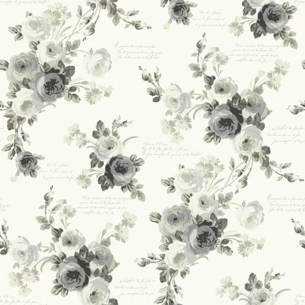 34 sq. ft. Magnolia Home Heirloom Rose Peel and Stick Wallpaper